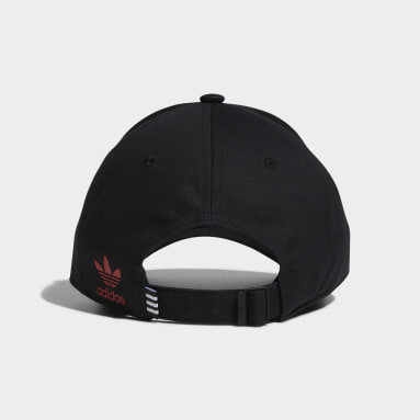 Originals Black Five-Panel Cap
