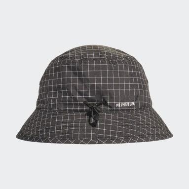เทรนนิง สีดำ หมวกปีกรอบ Xplorer Primeblue