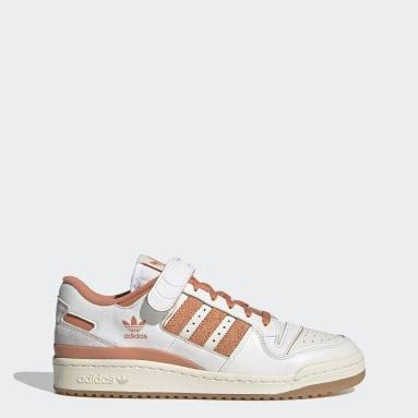 Women Originals White Forum 84 Low Shoes