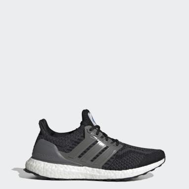 Women Running Black Ultraboost 5.0 DNA Shoes