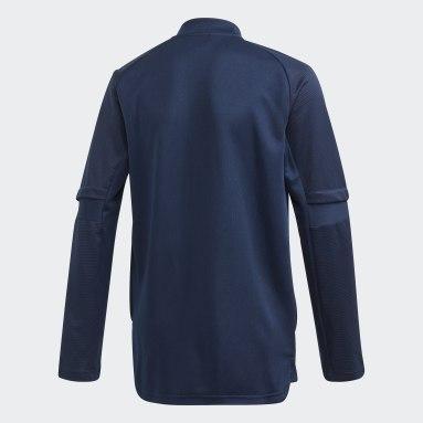 Spain Training Jacket Niebieski