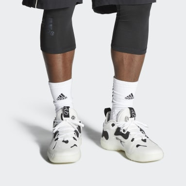 Chaussure Harden Vol. 5 Futurenatural Blanc Basketball