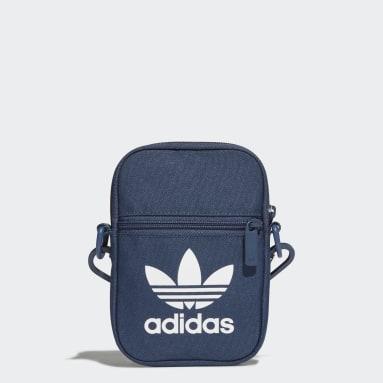 Trefoil Festival Bag Blå