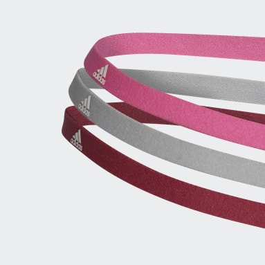 Field Hockey Pink Hairband 3 Pack