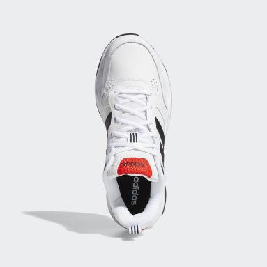 Men Gym & Training White Strutter Shoes
