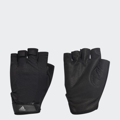 Training Black Versatile Climalite Gloves