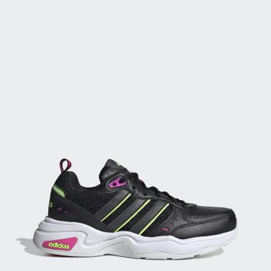 Women's Essentials Black Strutter Shoes