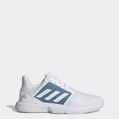Zapatillas CourtJam Bounce Blanco Hombre Tenis
