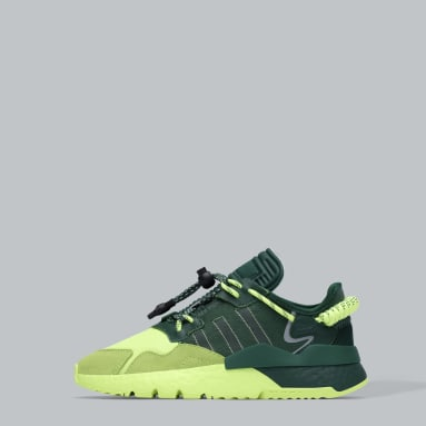 Zapatillas Nite Jogger Verde Originals