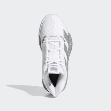 Tenis de básquet Pro Next (UNISEX) Blanco Niño Basketball