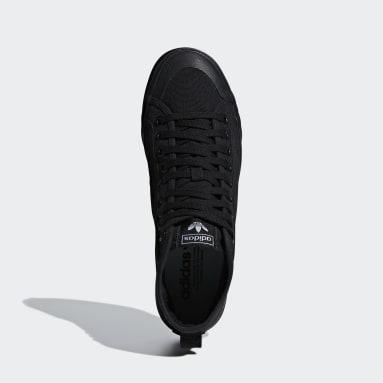Men Originals Black Nizza High Top Shoes