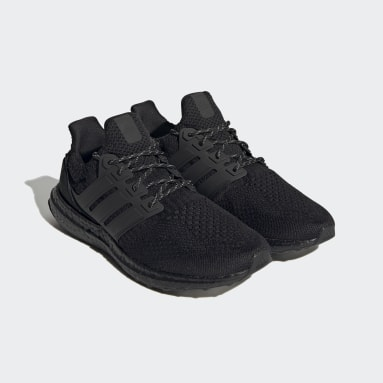 Löpning Svart Pharrell Williams Ultraboost DNA Shoes