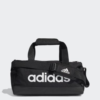Sportswear Black Essentials Logo Duffel Bag Extra Small