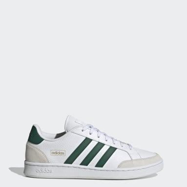 Walking White Grand Court SE Shoes