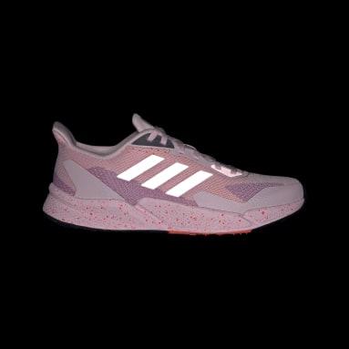 Dames Hardlopen Roze X9000L2 Schoenen