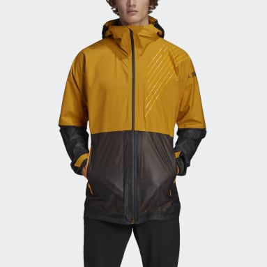 Men's TERREX Gold Terrex 3-Layer Zupahike Rain Jacket