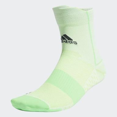Running Running Adizero Ultralight Quarter Performance Socken Weiß