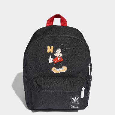 Kinderen Originals Zwart Disney Mickey Rugzak