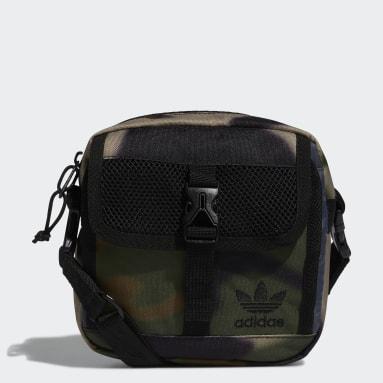 Originals Green Large Festival Crossbody Bag