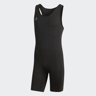 Cross Training Μαύρο Powerlift Suit
