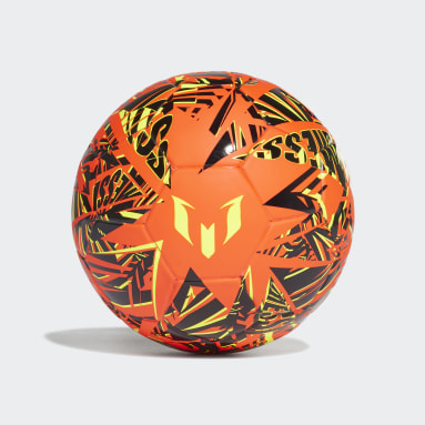 Pallone Mini Messi Arancione Calcio