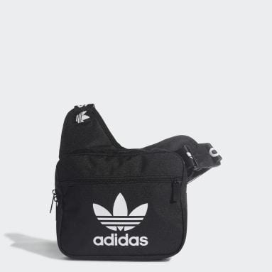 Originals Zwart Adicolor Sling Tas