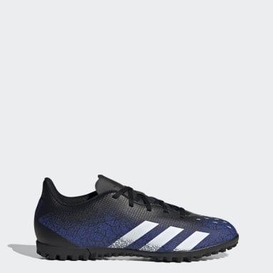 Men Football Blue Predator Freak.4 Turf Boots