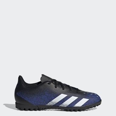 Men Soccer Blue Predator Freak.4 Turf Shoes