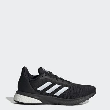 Women Running Black Astrarun Shoes