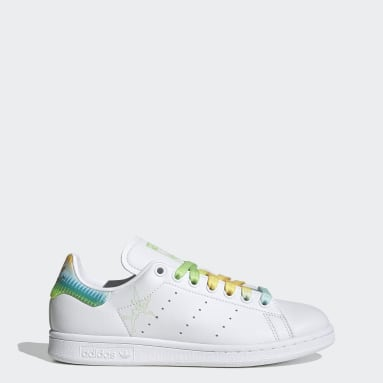 Women's Originals Grey Stan Smith Tinkerbell Shoes