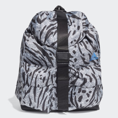 Women Yoga Grey ID Backpack