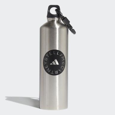серебряный Спортивная бутылка adidas by Stella McCartney
