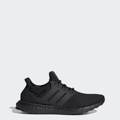 Running Black Pharrell Williams Ultraboost DNA Shoes