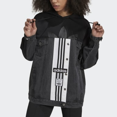 Women's Originals Black Denim Jacket