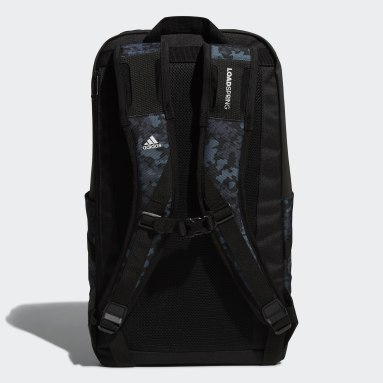 Training Black Endurance Packing System Graphic Backpack