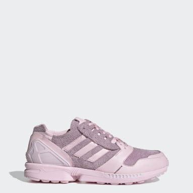 Men Originals Pink ZX 8000 Minimalist Icons Shoes