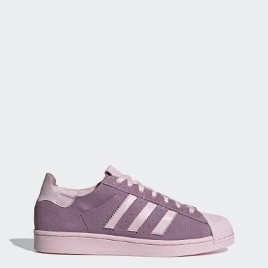 Originals Superstar Minimalist Icons Schuh Rosa