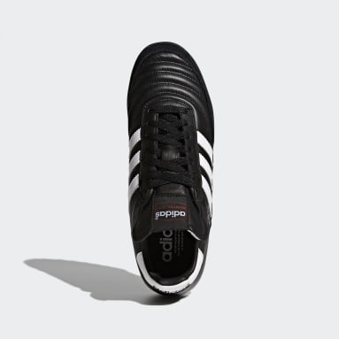 Soccer Black Mundial Team Shoes