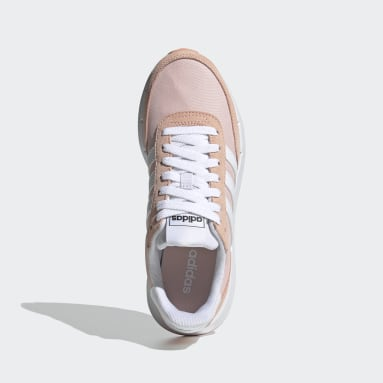 ผู้หญิง Sport Inspired สีชมพู รองเท้า Run 60s 2.0