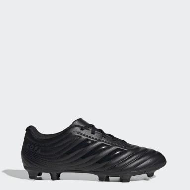 Chaussure Copa 20.4 Terrain souple noir Soccer