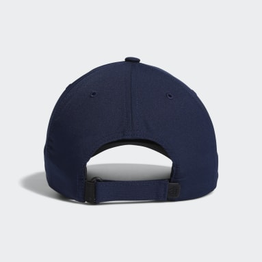 Men Golf Blue Crestable Performance Hat