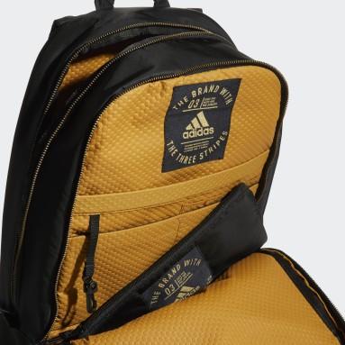 Football Black Creator Backpack