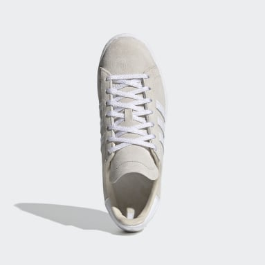 Women Originals Beige Campus 80s Shoes