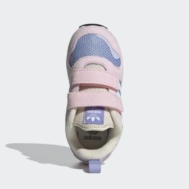 Děti Originals růžová Boty ZX 700 HD