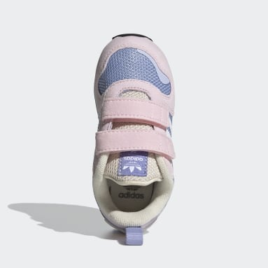 Kids Originals Pink ZX 700 HD Shoes