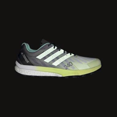 TERREX White Terrex Speed Ultra Trail Running Shoes