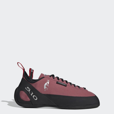 Five Ten Burgundy Five Ten Anasazi Lace Climbing Shoes