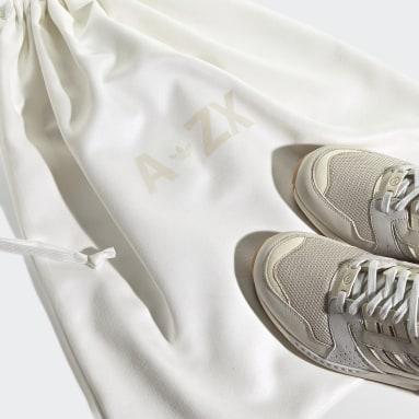 Sapatos ZX 8000 Qualität Branco Originals