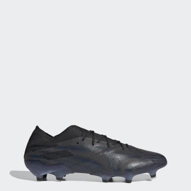 Fodbold Sort Nemeziz.1 Firm Ground støvler