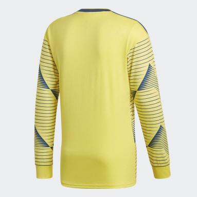 Camiseta Titular Selección Colombia Amarillo Hombre Fútbol